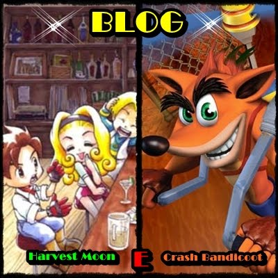 Harvest Moon e Crash