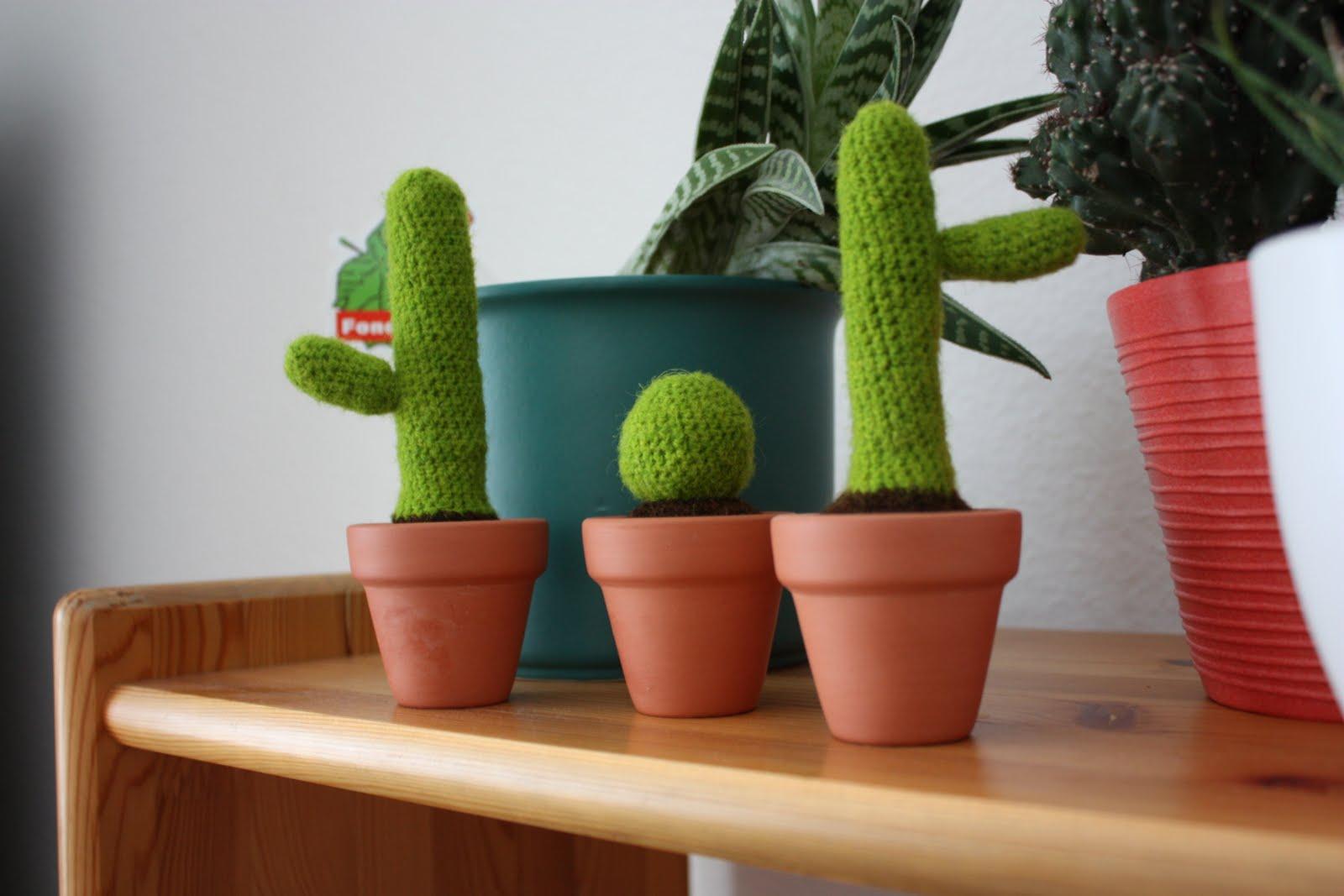 Amigurumi Cactus : Amigurumi cacti crochet