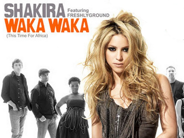 download waka waka shakira free mp3