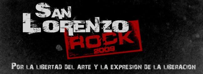 San Lorenzo Rock