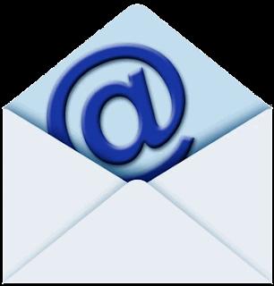 kirim via e-mail