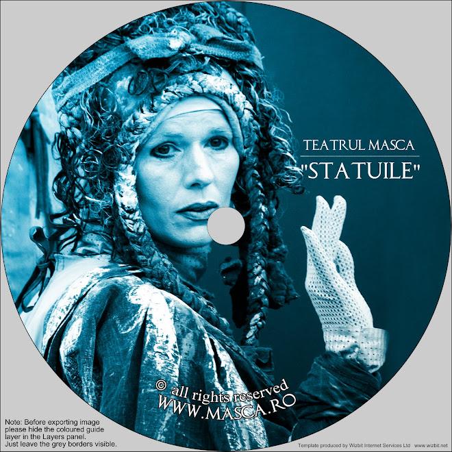 "DVD ""Statuile"""