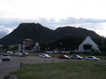 Kgale Hill near Game City Mall