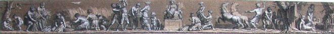 Bordure tirée du Louvre