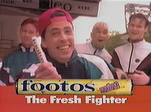 BIG ME! Footos...the Fresh Fighter!