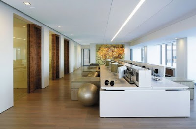 Modern Office Interior Design  Pictures