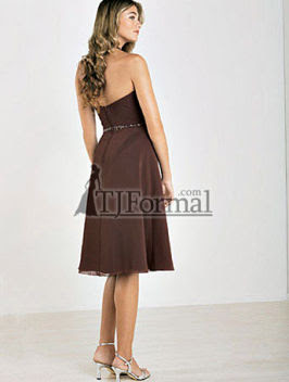 Chiffon Cocktail Alfred Angelo Dress