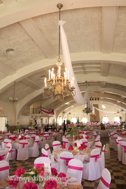 Wedding Ideas Blog: Wedding Reception Pink Costum Decorations Ideas