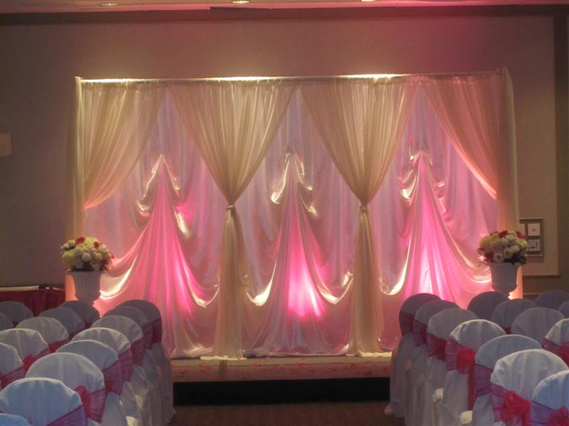 Wedding Ideas Blog Wedding Reception Pink Costum Decorations Ideas