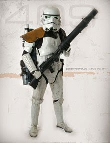Me in the Stormtrooper costume I built