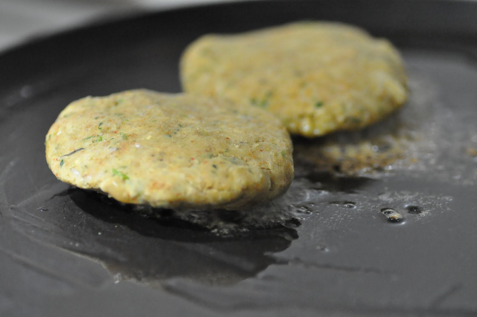 how to cook falafel without deep frying