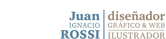 Diseñador Gráfico, Web e Ilustrador - Juan Ignacio Rossi