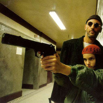 young Natalie Portman how to kill people?