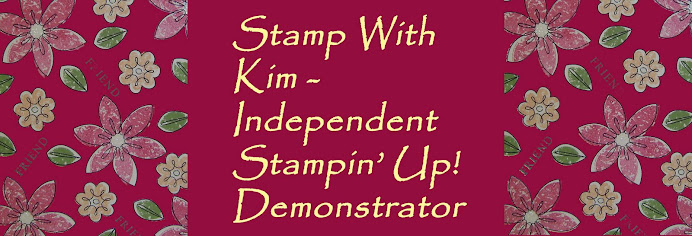 Stamp With Kim