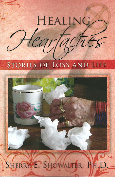 HEALING HEARTACHES, STORIES OF LOSS AND LIFE