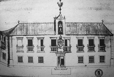 Casa de Câmara e Cadeia (Museu das Bandeiras) - 1761