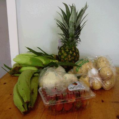 Produce, $9.00