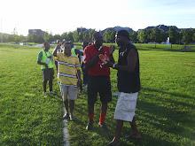 Cam vs Camaroes 1-3 Angola utiliza fair-play contra os camaroes e guarda amizade !