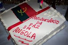 (BOLO) Este é o simbolo da nossa querida patria Angola