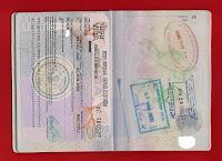 Visado de la India, vuelta al mundo, round the world, La vuelta al mundo de Asun y Ricardo, mundoporlibre.com