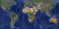 mapa Blog ¿Dónde está Yola?, Entrevista ¿Dónde está Yola?,¿Dónde está Yola?, vuelta al mundo, round the world, información viajes, consejos, fotos, guía, diario, excursiones