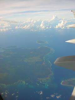 Vista aérea de Indonesia, vuelta al mundo, round the world, La vuelta al mundo de Asun y Ricardo