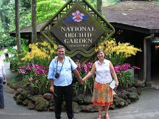 Jardín Nacional de Orquídeas,National Orchid Garden, Singapur, Singapore, vuelta al mundo, round the world, La vuelta al mundo de Asun y Ricardo
