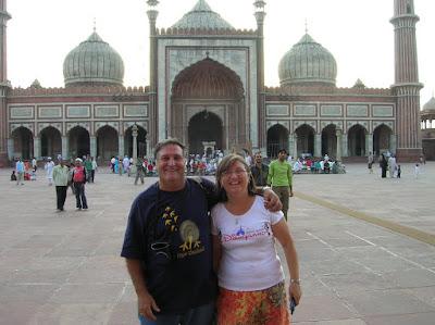 Jama Masjid, Nueva Delhi, New Delhi, India, vuelta al mundo, round the world, La vuelta al mundo de Asun y Ricardo