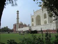 Segando con bueyes, Taj Majal, Agra, India, vuelta al mundo, round the world, La vuelta al mundo de Asun y Ricardo