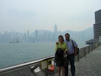 Harbour City, Hong Kong, China, vuelta al mundo, round the world, La vuelta al mundo de Asun y Ricardo