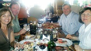 Restaurante Los Ganaderos, Chile, vuelta al mundo, round the world, La vuelta al mundo de Asun y Ricardo