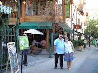 Barrio de Lastarria, Santiago de Chile, Chile, vuelta al mundo, round the world, La vuelta al mundo de Asun y Ricardo