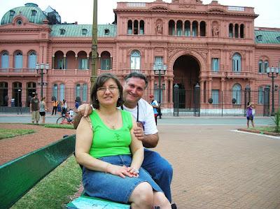 Casa Colorada, Buenos Aires, Argentina, vuelta al mundo, round the world, La vuelta al mundo de Asun y Ricardo