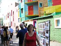 Barrio La Boca, Buenos Aires, Argentina, vuelta al mundo, round the world, La vuelta al mundo de Asun y Ricardo