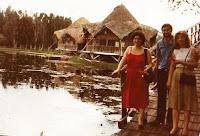 criadero cocodrilos, guama, cuba, caribe,crocodile, Guama, Cuba, Caribbean,  vuelta al mundo, asun y ricardo, round the world