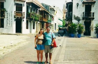 cartagena de indias, colombia, caribe, vuelta al mundo, asun y ricardo, round the world