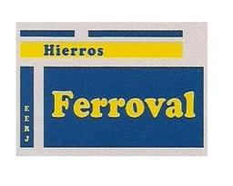 HIERROS FERROVAL