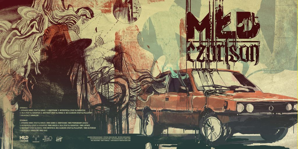 Metro / Medaphoar* MED·/ Oh No / DJ Eprom - Keep Low