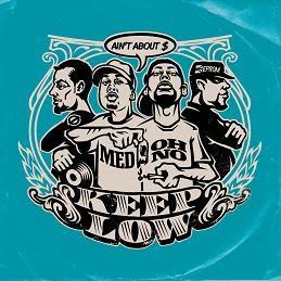 """Metro - Keep low 7"""""""