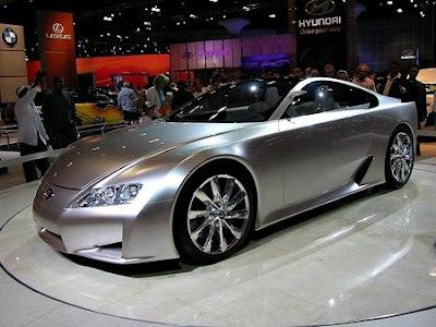 Acura Hybrid on All Concept Cars  Acura Nsx Concept Car