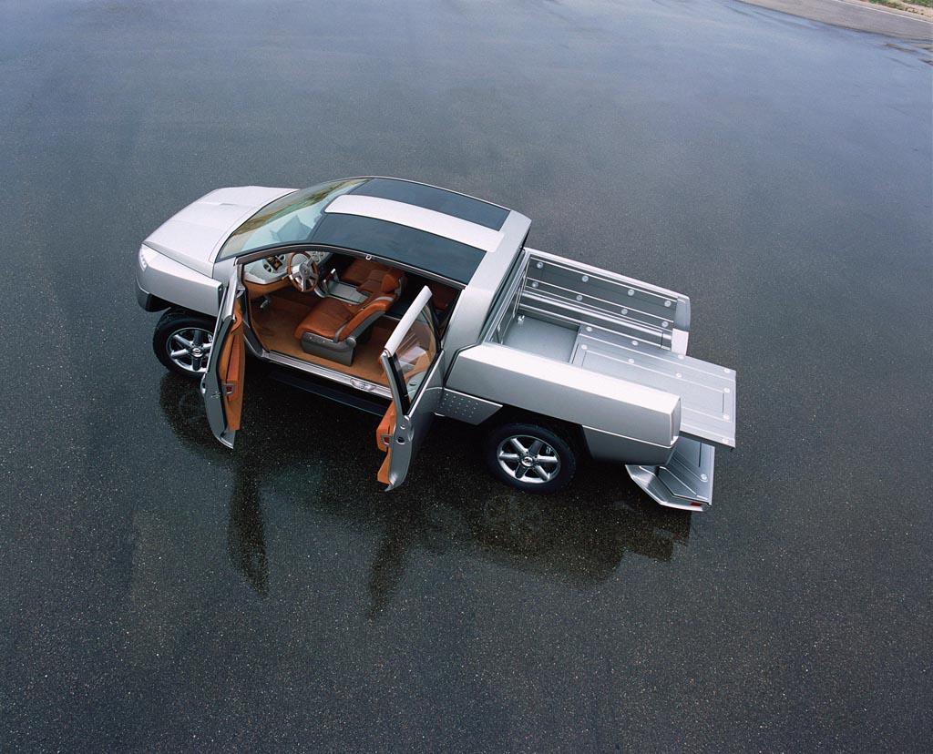 Nissan Alpha-T Concept Truck