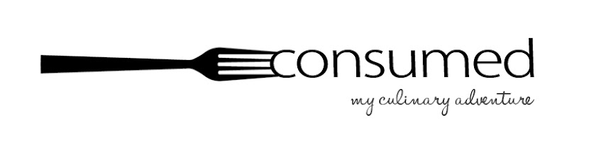 Consumed: My Culinary Adventure