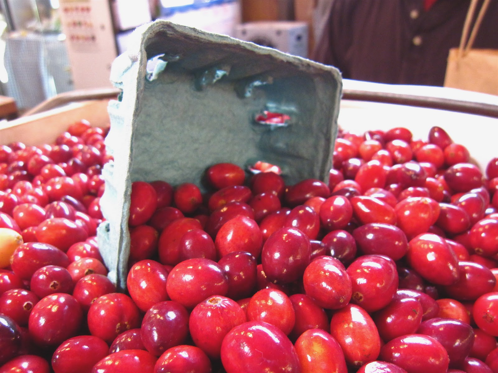 Consumed: My Culinary Adventure: Brown Butter Cranberry ...