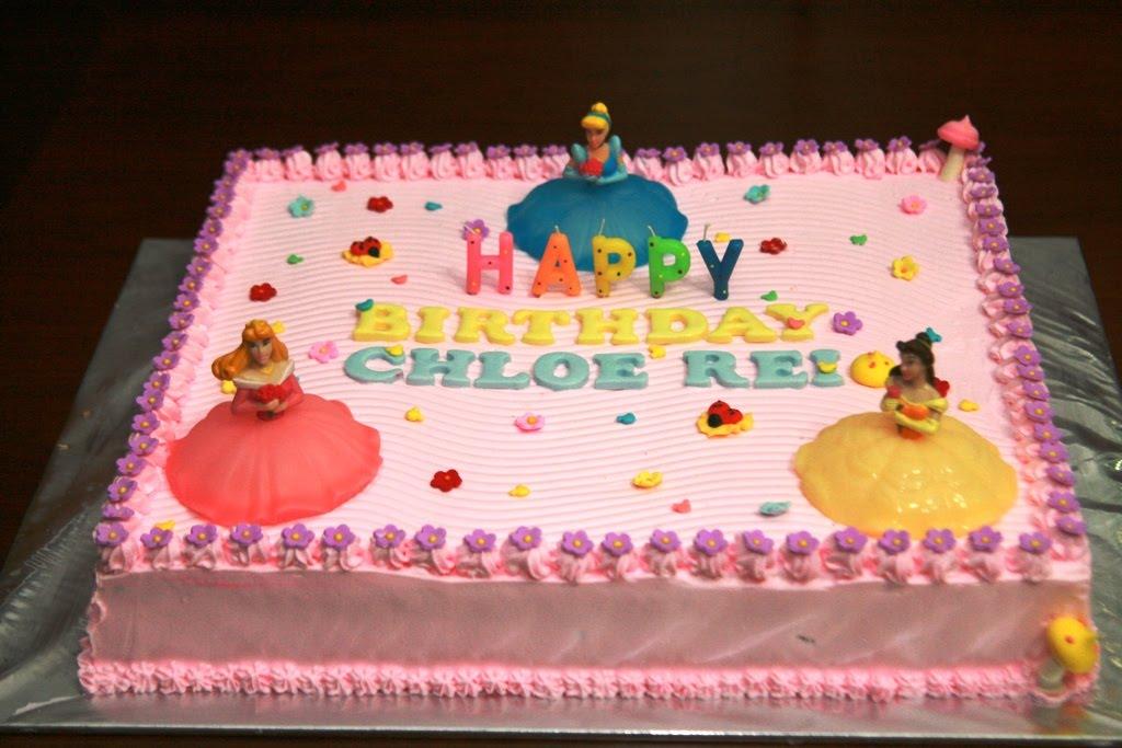 Haven Bakery Chloe Rei Birthday cake