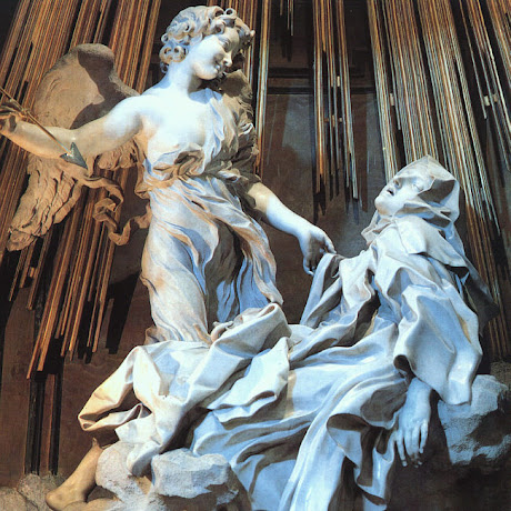 Baroque Style -- Dynamicism (Bernini -- Ecstasy in St. Teresa)