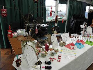 Stall at Craft Fair