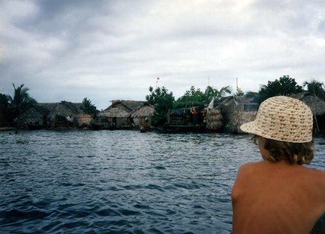 Arrivée aux îles San Blas