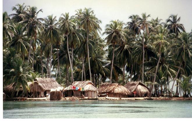 village Kunas : magnifique et chaleureux