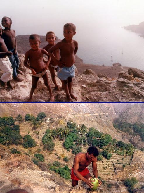 Les Cap Verdiens de l'île de Brava