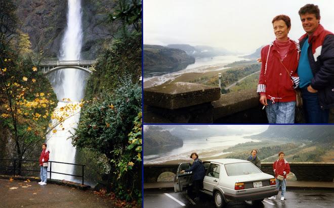 Visite dans l'Oregon